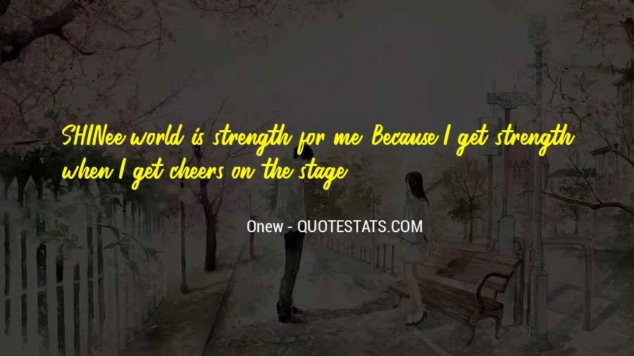 Shinee World Quotes #1468179