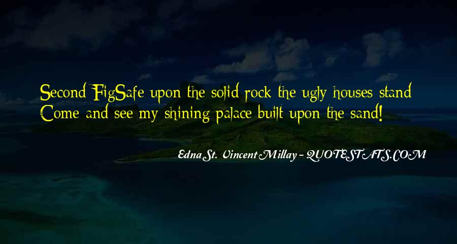Shining Houses Quotes #1606961