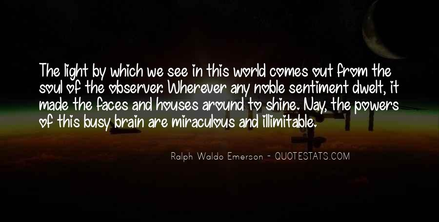Shining Houses Quotes #235106