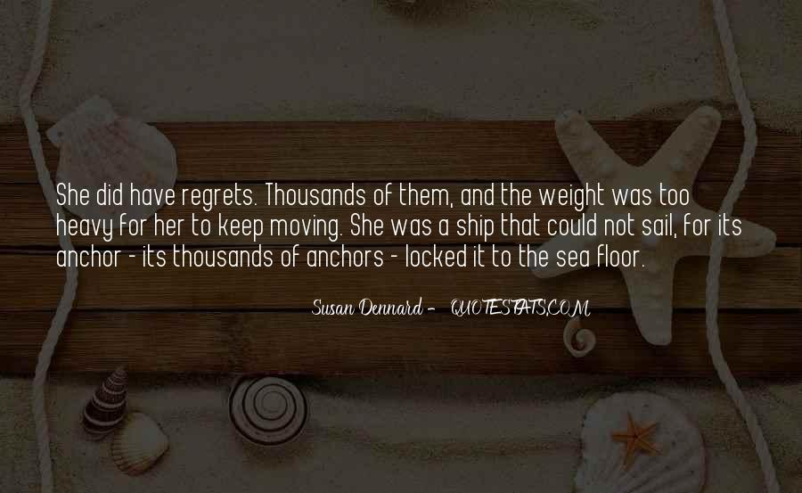 Ship And Sea Quotes #123954