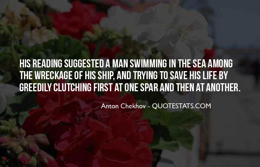 Ship And Sea Quotes #462976