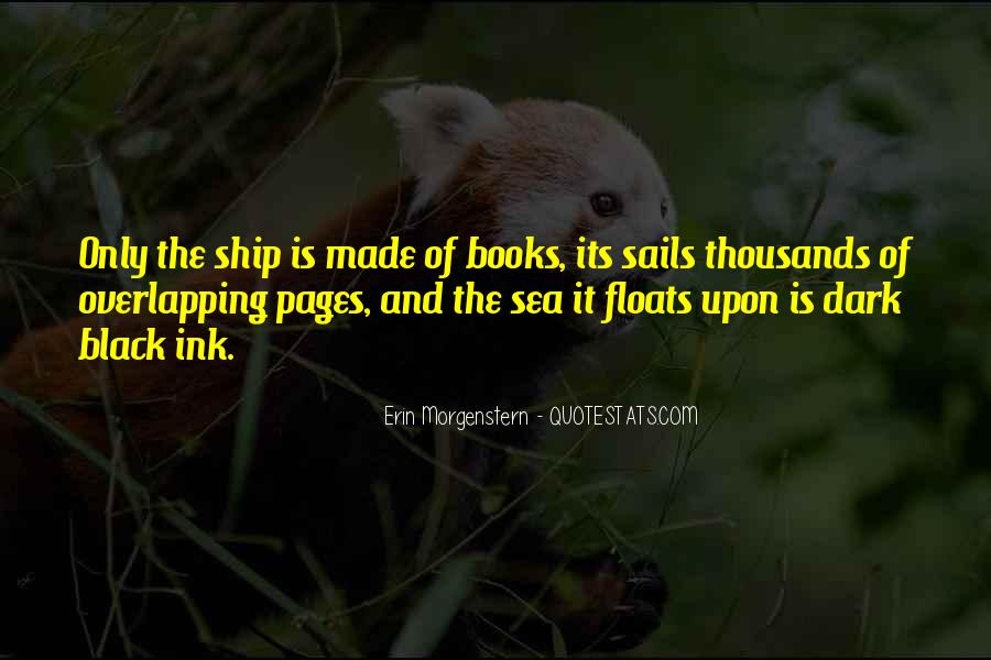 Ship And Sea Quotes #793799