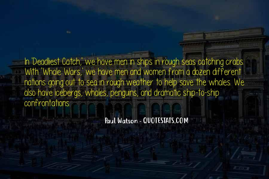 Ship And Sea Quotes #86737