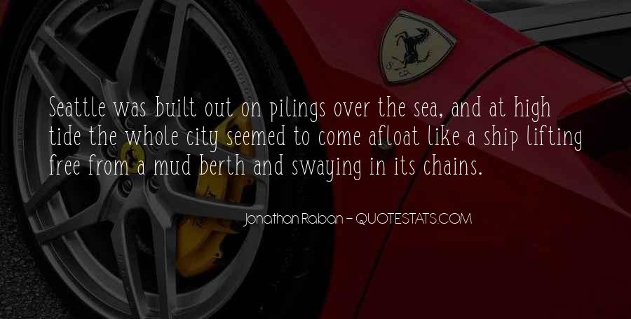 Ship And Sea Quotes #876522