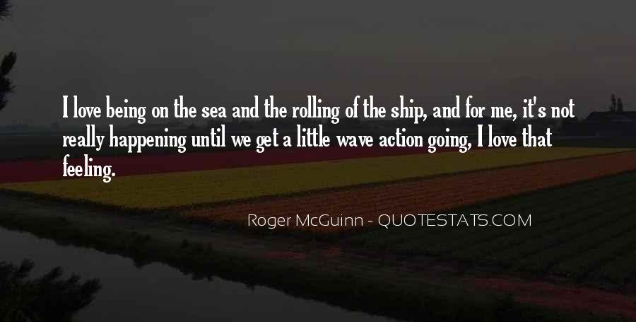 Ship And Sea Quotes #997472