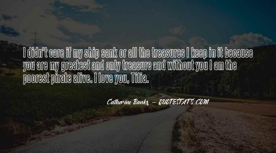 Ship Sank Quotes #1120974