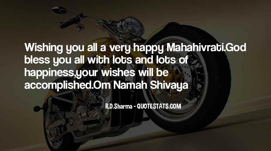 Shiv Mahadev Quotes #1276224