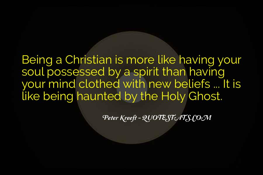 Quotes About Being Holy #1228966