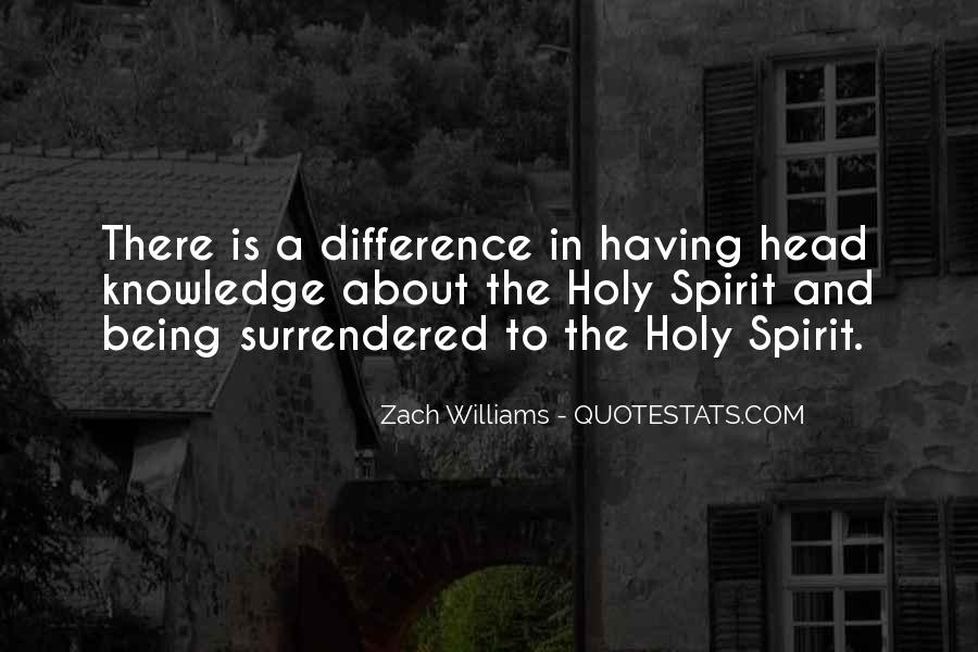 Quotes About Being Holy #1239845