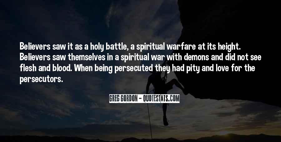Quotes About Being Holy #275835