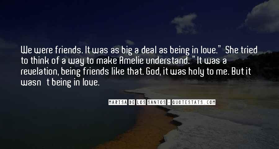 Quotes About Being Holy #330425