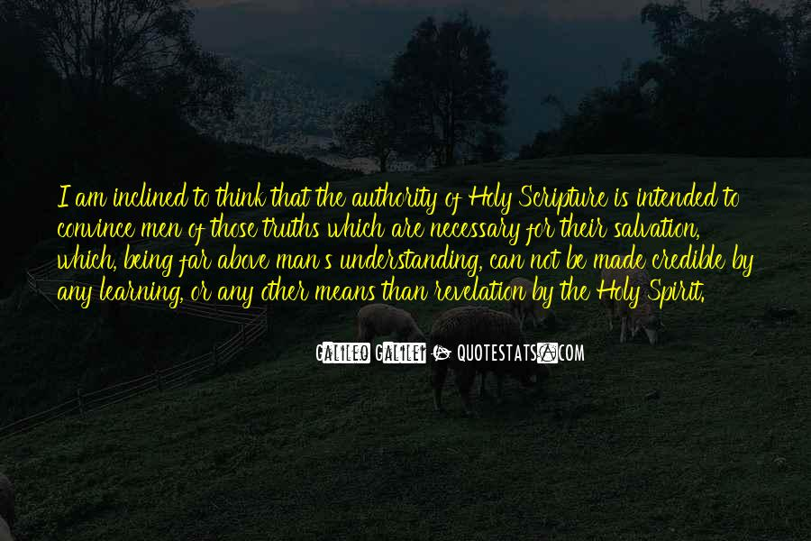 Quotes About Being Holy #484054