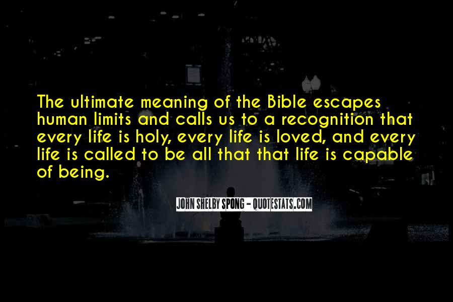 Quotes About Being Holy #911334