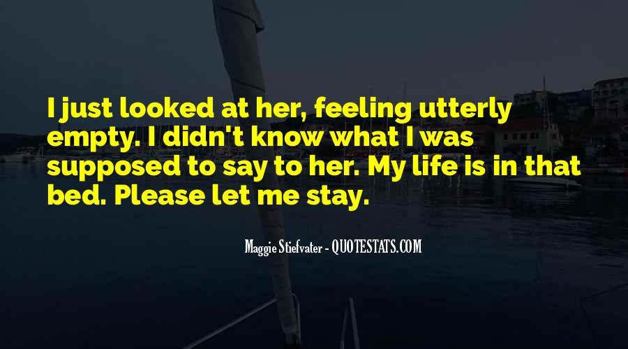Shiver Maggie Quotes #1317823