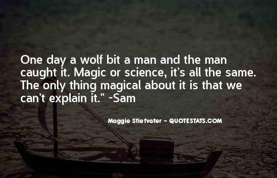 Shiver Maggie Quotes #1874026