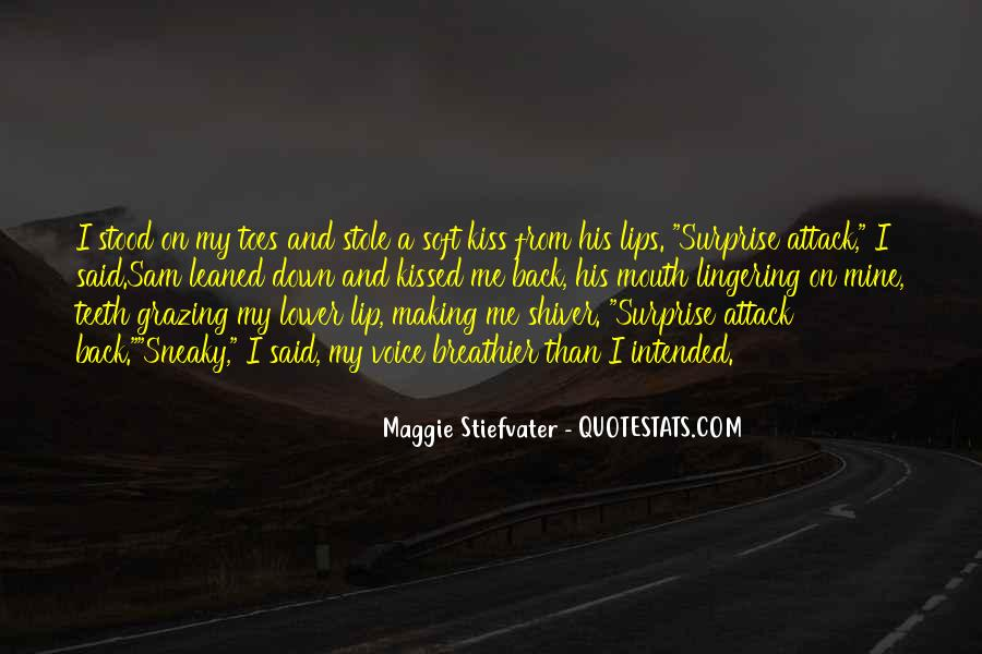 Shiver Maggie Quotes #613891