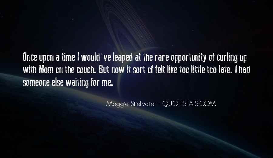 Shiver Maggie Quotes #756006