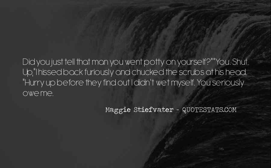 Shiver Maggie Quotes #795698