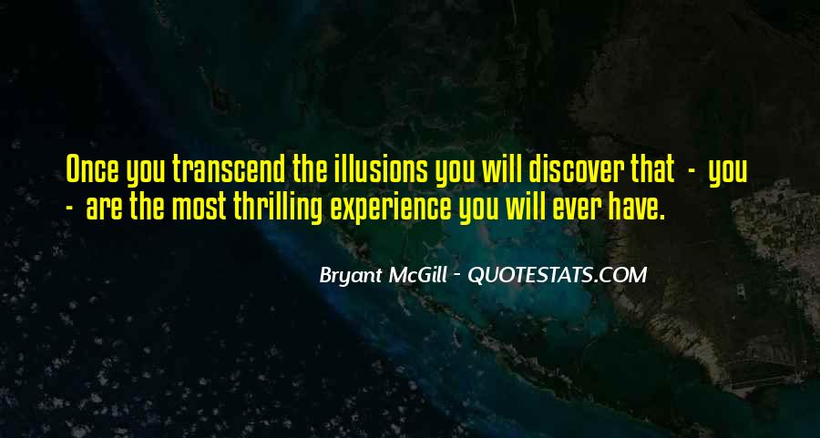 Quotes About Transcendence #138221