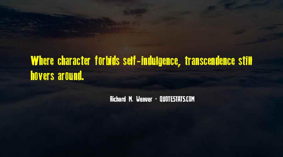 Quotes About Transcendence #174511