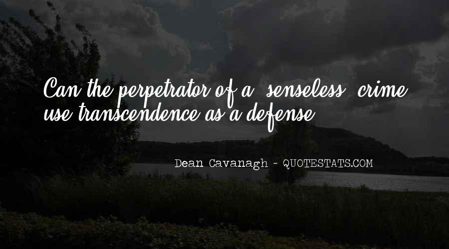 Quotes About Transcendence #568618