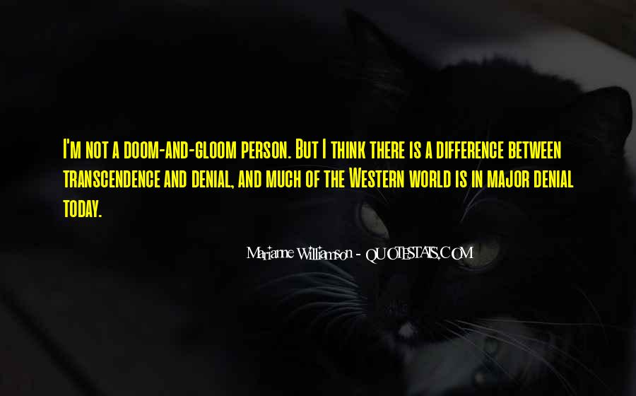 Quotes About Transcendence #579265
