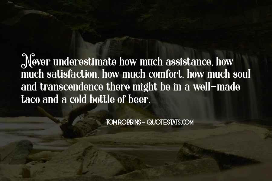 Quotes About Transcendence #582150
