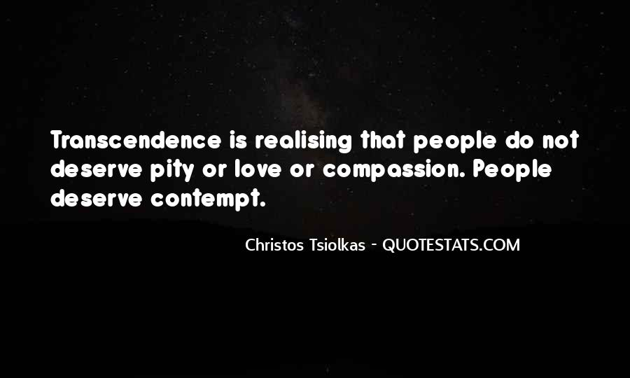 Quotes About Transcendence #59514