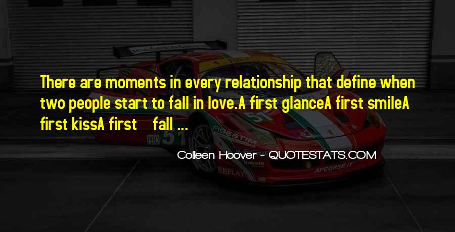 Quotes About A First Kiss With Someone #9515