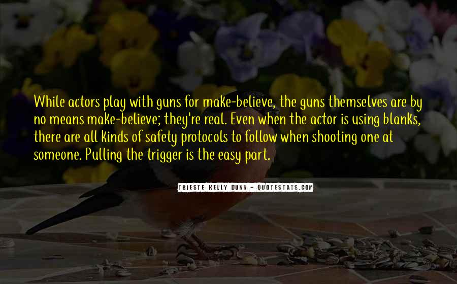 Shooting Blanks Quotes #146616
