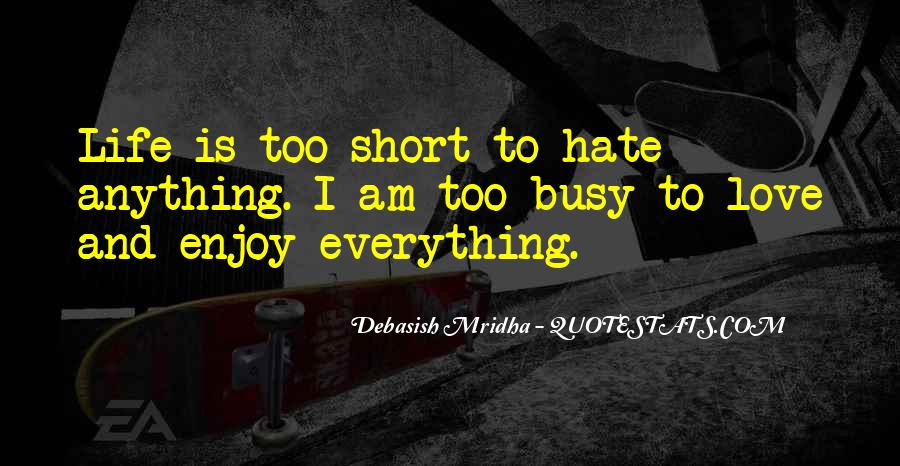 Short And Inspirational Quotes #1584826