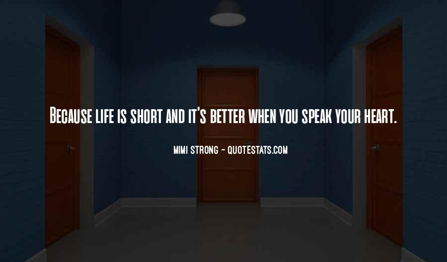 Short And Inspirational Quotes #1711645