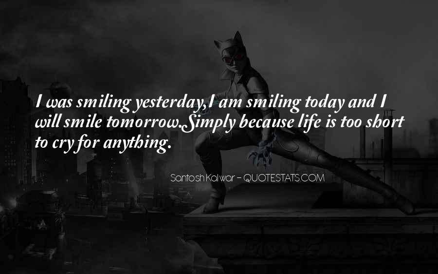 Short And Inspirational Quotes #300535