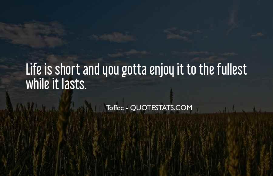 Short And Inspirational Quotes #442429