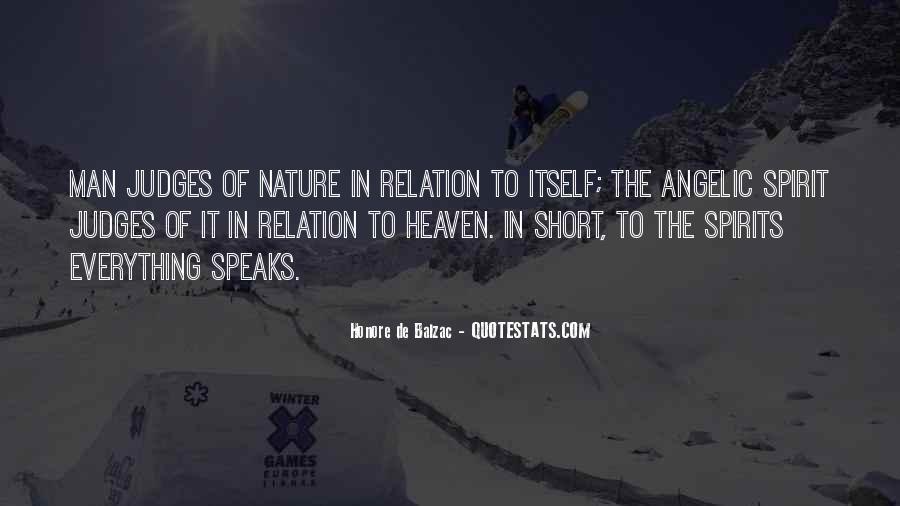 Short Angel In Heaven Quotes #1224369