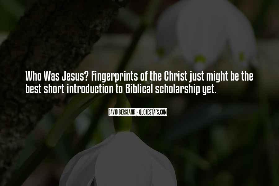Short Biblical Quotes #1358637
