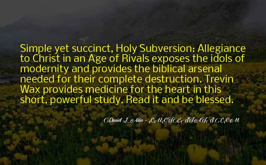 Short Biblical Quotes #705828