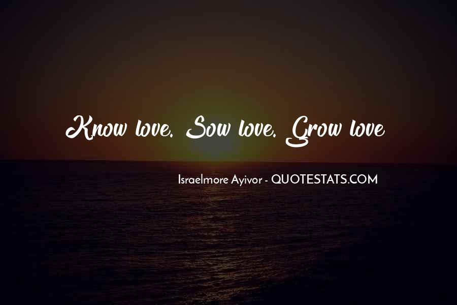 Short But Loving Quotes #828713