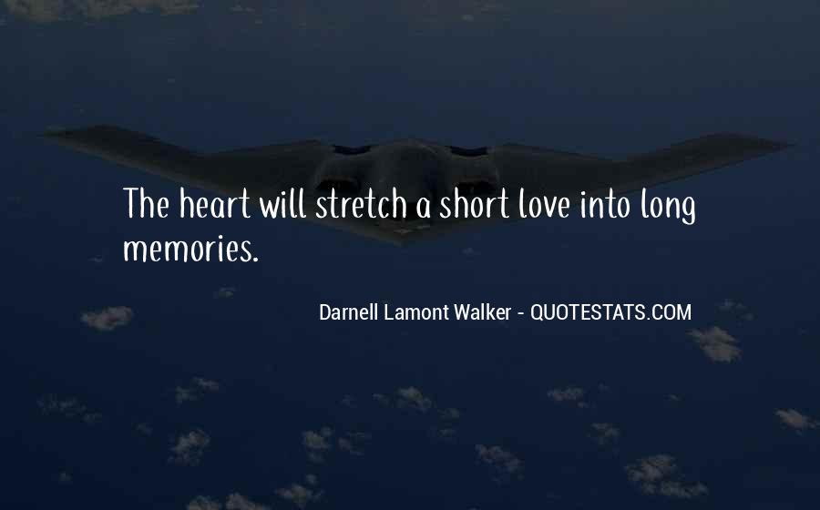 Short But Loving Quotes #847767