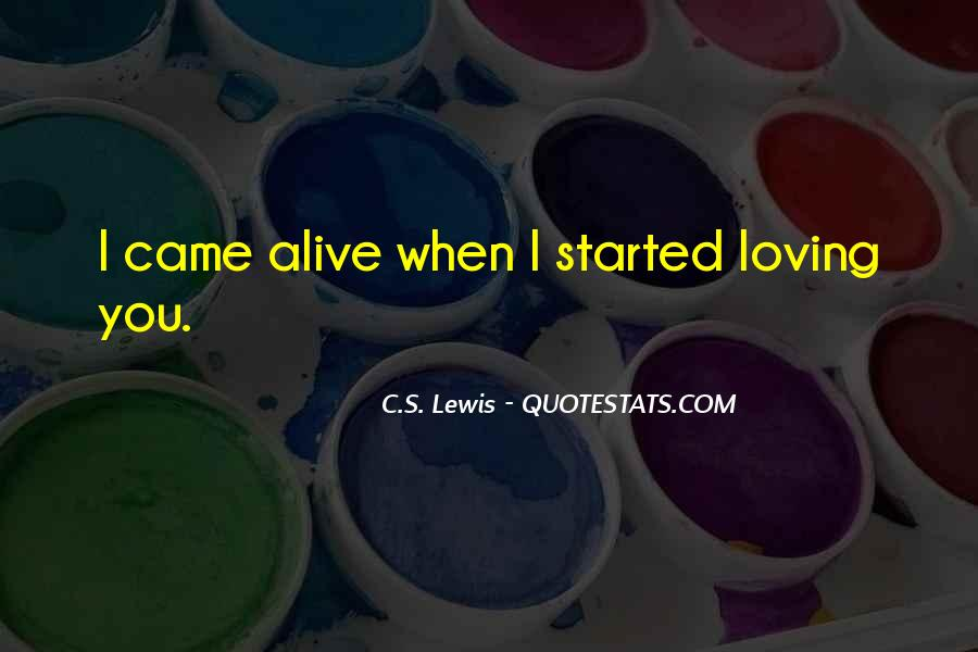 Short But Loving Quotes #871430