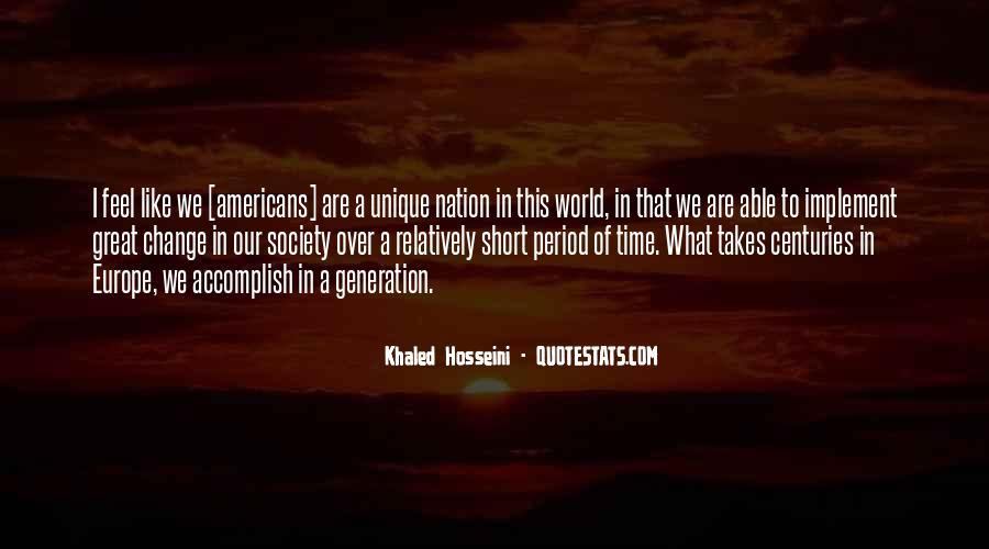 Short But Unique Quotes #1687228
