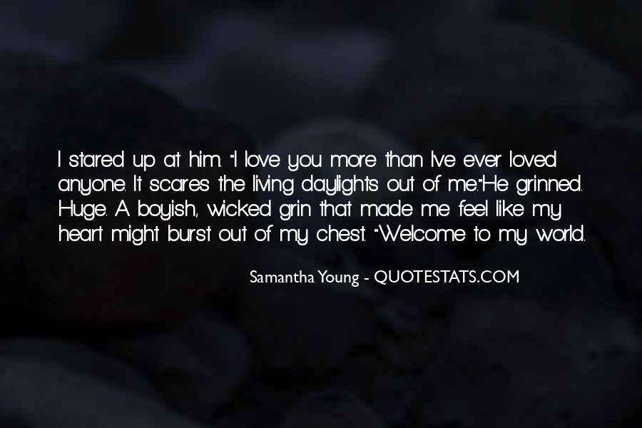 Short Cute Sad Love Quotes #1247858