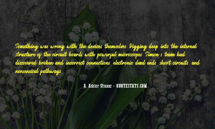 Short Digging Quotes #1631195