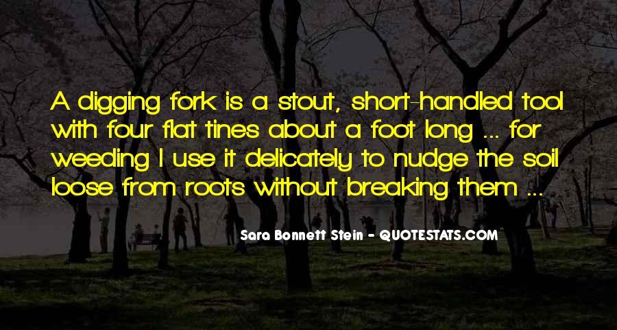 Short Digging Quotes #958633