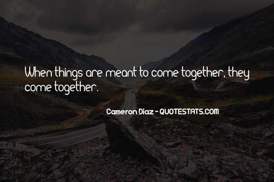 Quotes About Cameron Diaz #1075690