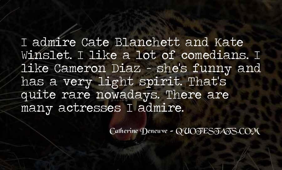 Quotes About Cameron Diaz #110286