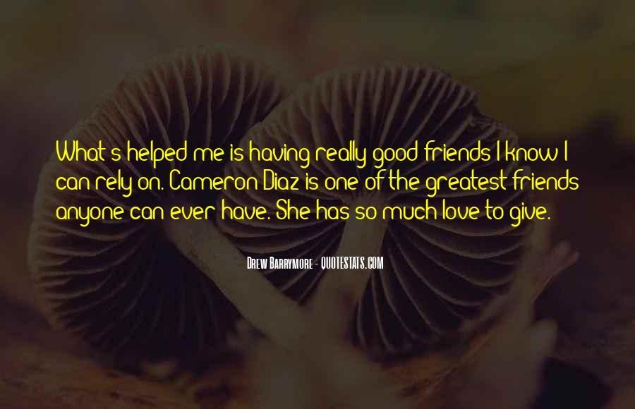 Quotes About Cameron Diaz #1113755