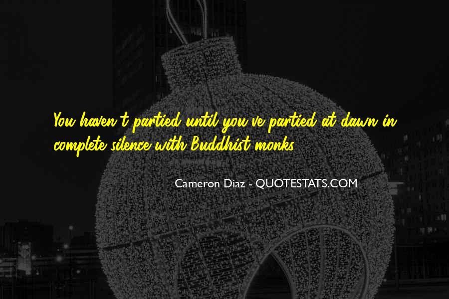 Quotes About Cameron Diaz #1251941