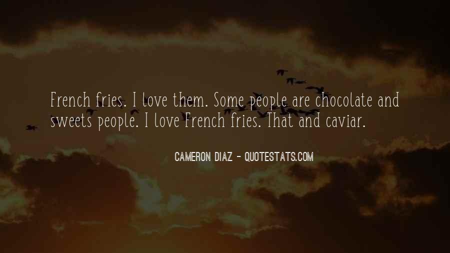 Quotes About Cameron Diaz #1292676