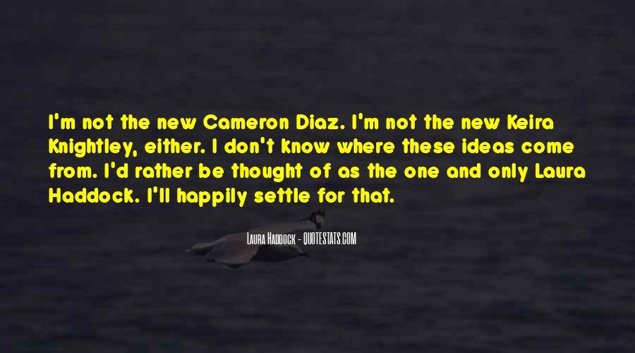Quotes About Cameron Diaz #1303827